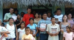 Bible teaching for remote areas of Peru